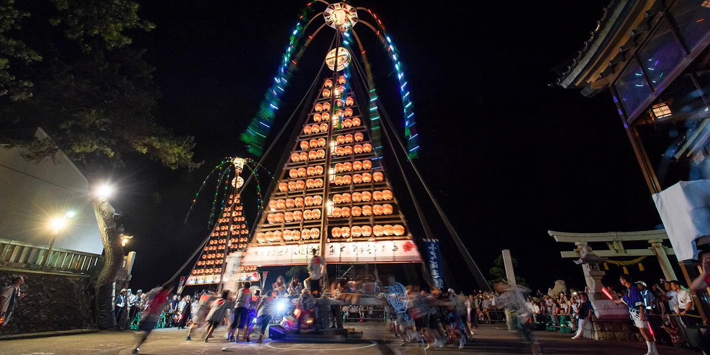 富山・飛騨祭りメインイメージ